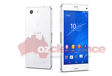 GRADE D Sony Ericsson XPERIA Z3 Compact | White | Smashed Back | in Box
