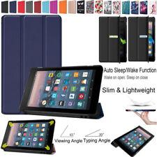 Para Amazon Kindle Fire 7 2017 7th GEN 7 2019 Tablet Folio Estuche Smart Cover Soporte