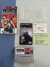 Wolfenstein 3D Super Famicom SFC Japan Near Mint