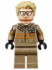 LEGO Ghostbusters Kevin Beckman Minifigure From Set 75828 NEW