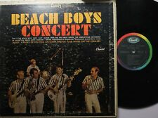 Rock Lp The Beach Boys Concert On Capitol