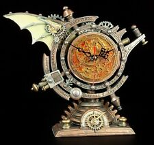Alchemy The Vault - Table Clock - The Stormgrave Chronometer - Steampunk