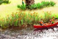 Noch 14140 OO/HO Gauge Water Lillies (Pack 18) Laser Cut Minis Kit