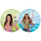 Hannah Montana Foil Balloon Party Supplies