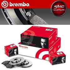 SET DISCOS DE FRENO BREMBO + PASTILLAS FIAT PANDA 141A FUEGO 750 900 1.0 1.1