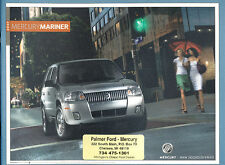 2007 Mercury Mariner SUV Sales Brochure Catalog Book