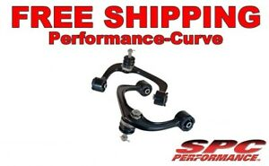 SPC Front Upper Control Arm Set for Ford F150 / Lincoln Mark LT - 25680