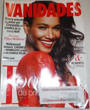 Vanidades Spanish Magazine Roberto Cavalli & Chris Evans Abril 2014 011315R