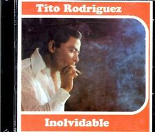 """TITO RODRIGUEZ - """" INOLVIDABLE"""" - CD"""