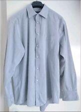 """Men's Grey Thomas Nash Formal Shirt - Size 16.5"""" 42cm Debenhams"""