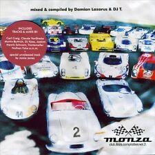 Damian Lazarus and DJ T - Monza Club Ibiza Vol. 2 CD NEW SEALED