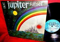 JUPITER Sunset LP 1971 ITALY EX First Pressing Psych Prog