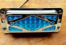 Carl De Armond Blue Foil Pickup Set Custom Vintage