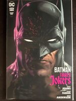 DC BATMAN THREE JOKERS #1-3 SET NM