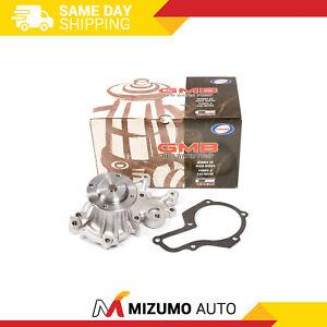 GMB Water Pump Fit 89-01 Suzuki Swift Chevrolet GEO Metro 1.0 1.3 G10 G13B G13K