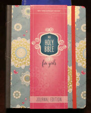 NIV Holy Bible for Teenage Girls Young Women Journal Edition Hardcover *NEW*