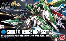 Gundam HGBF Build Fighters 017 Wing Gundam Fenice Rinascita 1/144 Model Kit