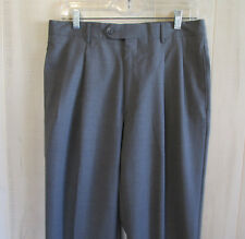 New JOS A BANK Signature Collection Lightweight Wool Dress Pants 32 X 37