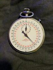 swiss made Arco Wind Up Stopwatch