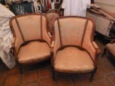 Chaises et fauteuils du XIXe siècle, Louis XVI