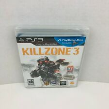 Killzone 3 Sony PlayStation 3 PS3 Video Game New And Sealed