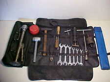 Ferrari 250 Tool Kit Jack Roll Bag_Wrenches_Pliers_Screwdrivers_Spark Plug Tool