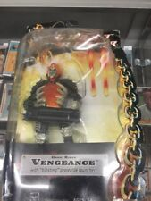 Ghost Rider Vengeance Action Figure Projectile Launcher Sealed Rare!!