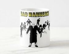 Lip Up Fatty Coffee Mug ska 2tone madness bad manners retro skinhead mods