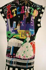 Berek by Marta D Women's Cardigan Short Sleeve Sweater Size M 1994 Atlanta