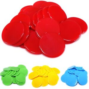 22mm Counters (Select Colour) - Tiddlywinks Educational Numeracy Maths Games