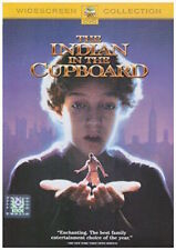 The Indian in the Cupboard [Uk Reg] [DVD] English,French,Italian,Spanish,Hebrew
