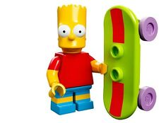 LEGO Minifigures THE SIMPSONS Series 13: #2 BART SIMPSON - 71005 NEW IN STOCK!
