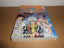 Rave Master Vol. 8 by Hiro Mashima TokyoPop Manga Book in English