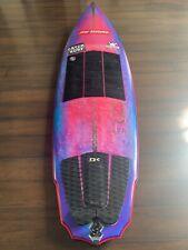 Firewire Slater Designs Tomo Sci-Fi Lft Surfboard 5'11� Futures Five Fin Box