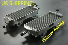 FOR Gas Gas MX/SM/EC 200/250/300 2007-2017 Aluminum Radiator left&right side