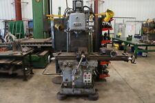 Okk Vertical Mill Model Mh 3v