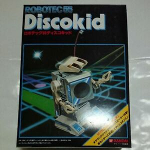 Robotech 55 Disco Kid japanese showa retro robot toys Electric appliances 0JJ