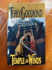 Sword of Truth Ser.: Temple of the Winds by Terry Goodkind (1998, Mass Market, …