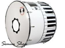 Orientalische Profi 52 cm. DAVUL Schlagzeug Davul Handbemahlte PIANO  BUCHE (15)