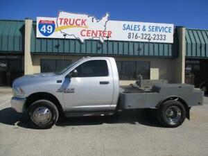 2016 Ram 3500HD Tradesman 4X4 Welder Body Truck