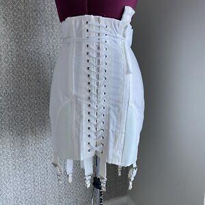 Sororité Vintage Corset Skirt