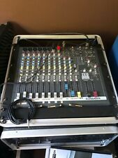 Allen & Heath ZED60-14FX owned from new - immaculate, boxed inc flight case kit
