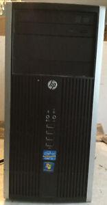 HP COMPAQ 620P PRO MT PC INTEL CORE i3 WINDOW 7