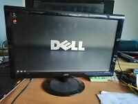"AOC LCD 22"" Monitor 2236SWA COmputer desktop, VGA input (163)"