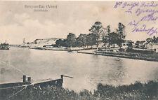 AK Berry au Bac, Steinbrücke, 1915 (K) 19898
