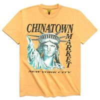 Chinatown Market NYC New York City Peach T-Shirt Size S M L XL 2XL NEW WITH TAGS