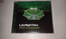 LATE NIGHT TALES :  BELLE & SEBASTIAN CD