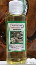 Anointing Oil TEMPLE JASMINE Pure oil 100 ml,3.38 oz EXCLUSIVE !!!