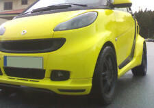 Smart For2 / ForTwo 451 Wide Arch Bodykit - Made to order.