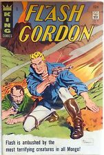 FUMETTO FLASH GORDON  NO.5 1967 KING COMICS